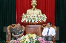 Campuchia muốn Việt Nam hỗ trợ nguồn lúa giống cho nông dân