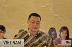 Việt Nam tham gia tọa đàm quốc tế về tác động biến đổi khí hậu