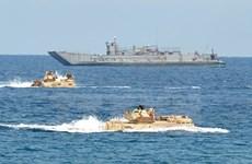 Nhật Bản, Mỹ và Ấn Độ khẳng định hợp tác về an ninh hàng hải