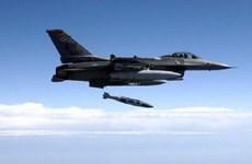 Thổ Nhĩ Kỳ tăng cường không kích các mục tiêu của PKK