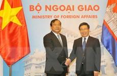 Đề nghị Campuchia sớm hoàn tất ký Hiệp định tránh đánh thuế hai lần