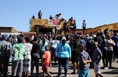 Nam Phi: Tình hình an ninh ở thủ đô Pretoria ổn định trở lại