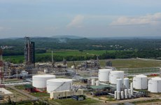 Nhà máy lọc dầu Dung Quất vượt mốc 7 triệu giờ công an toàn