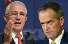 Cử tri Australia bắt đầu bỏ phiếu trong cuộc bầu cử liên bang