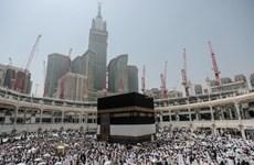 Saudi Arabia dùng vòng tay nhận dạng điện tử cho người hành hương