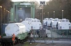 Bỉ sẽ lưu giữ các chất thải phóng xạ hiếm của Luxembourg