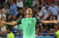 Cristiano Ronaldo nói gì sau khi đưa Bồ Đào Nha vào chung kết?