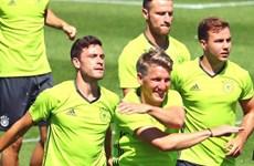 """Đội hình ra sân của Đức ở trận """"đại chiến"""" chủ nhà Pháp?"""
