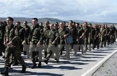 Quốc hội Đức mở rộng sứ mệnh của binh sỹ ở ngoài khơi Libya