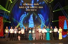 10 năm Giải Báo chí quốc gia: Nhiều tác phẩm tạo tiếng vang