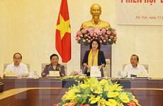 Hội đồng bầu cử quốc gia bắt đầu họp phiên thứ bảy tại Hà Nội