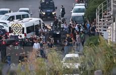 Thổ Nhĩ Kỳ bắt 100 sỹ quan tại căn cứ không quân quan trọng