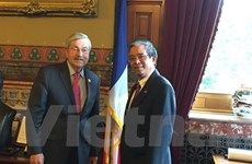 Bang Iowa muốn tăng cường quan hệ thương mại với Việt Nam