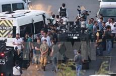 Thổ Nhĩ Kỳ đẩy mạnh xử lý các đối tượng liên quan sau đảo chính