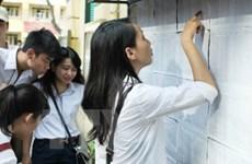 TP.HCM: Việc tra cứu điểm thi tại nhiều trường đại học thuận lợi