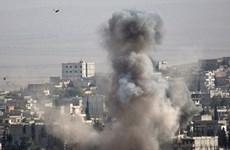 Phe đối lập Syria yêu cầu liên quân chống IS ngừng không kích