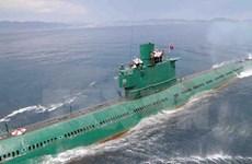 Triều Tiên xây dựng các bến tàu ngầm mới, giấu tên lửa đạn đạo