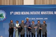Phó Thủ tướng dự Hội nghị Ngoại trưởng Hợp tác Mekong-Nhật Bản