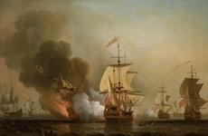 Colombia trục vớt con tàu chở vàng huyền thoại San José