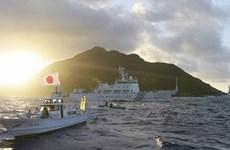 Nhật Bản triệu Đại sứ Trung Quốc phản đối tàu xâm nhập lãnh hải