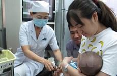 TP.HCM: Tiêm vét vắcxin bạch hầu-ho gà-uốn ván cho 125.000 trẻ