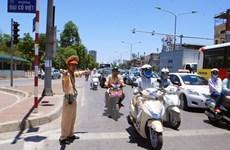 Mở đợt cao điểm bảo đảm trật tự an toàn giao thông trên cả nước