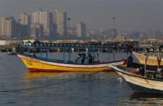 Các lực lượng Israel nổ súng vào ngư dân Palestine ở Gaza