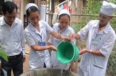 Chủ động các biện pháp phòng chống dịch bệnh mùa mưa lũ