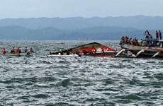 Chìm thuyền nghiêm trọng tại Indonesia, 15 người thiệt mạng