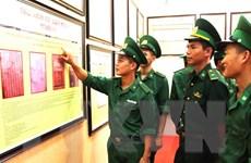 """Triển lãm """"Hoàng Sa, Trường Sa của Việt Nam"""" tại An Giang"""