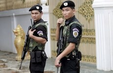 Campuchia huy động 20.000 cảnh sát bảo đảm an ninh cho bầu cử
