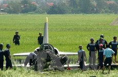 Sự kiện trong nước 22-28/8: Rơi máy bay quân sự, 1 phi công hy sinh
