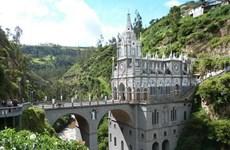Trầm trồ với những nhà thờ có kiến trúc đẹp ngỡ ngàng trên thế giới