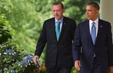 Thổ Nhĩ Kỳ sẵn sàng hợp tác với Mỹ truy quét IS tại Syria