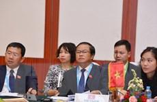 Việt Nam tham dự cuộc gặp giữa các lãnh đạo AIPA-ASEAN tại Lào