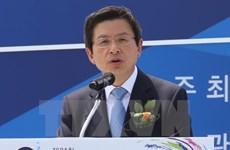 Hàn Quốc cam kết nỗ lực buộc Triều Tiên từ bỏ vũ khí hạt nhân