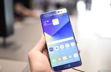 Malaysia cấm sử dụng điện thoại Galaxy Note 7 trên máy bay