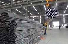 Xuất khẩu các sản phẩm thép trong 8 tháng qua tăng hơn 49%