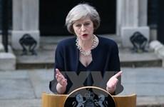 Thủ tướng Anh Theresa May trấn an giới tài phiệt Phố Wall