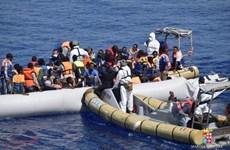 Số người thiệt mạng trong vụ lật tàu ở Ai Cập tăng lên 162