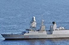 Iran tập trận chung với Italy tại eo biển chiến lược Hormuz