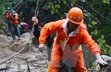 Trung Quốc: Bão Megi gây lở đất khiến hàng chục người mất tích