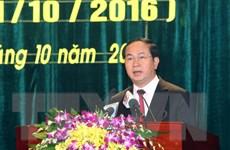 Diễn văn của Chủ tịch nước kỷ niệm ngày sinh cụ Huỳnh Thúc Kháng