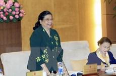 Việt Nam và Vương quốc Anh tăng cường hợp tác về lập pháp