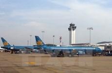 Vietnam Airlines điều chỉnh lịch bay đi Busan do ảnh hưởng bão