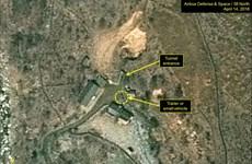 Mạng tin Mỹ: Triều Tiên gia tăng hoạt động tại bãi thử hạt nhân
