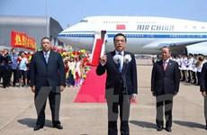Thủ tướng Trung Quốc bắt đầu thị sát đặc khu hành chính Macau