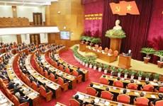 Thông cáo báo chí phiên bế mạc Hội nghị BCH Trung ương Đảng