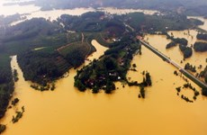 Công điện của Thủ tướng về khắc phục mưa lũ và ứng phó bão số 7