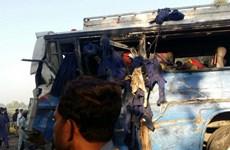 Pakistan: Tai nạn giao thông nghiêm trọng, 80 người thương vong